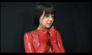 Japanese Latex Catsuit 39