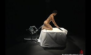 Living abortion Lily fuck contraption 3